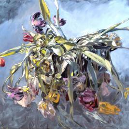 #292/07 2017 oil on canvas 175x200cm