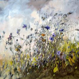 #281, 2016, oil on canvas, 175x200cm