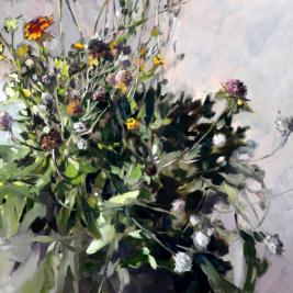 #284, 2016, oil on canvas, 130x160cm