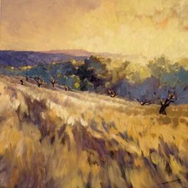#184, 2013, oil on canvas, 100x100 cm