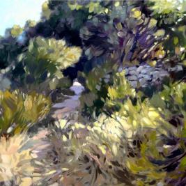 #296, 2017, oil on canvas, 90x110cm
