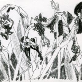 sample from sketchbook