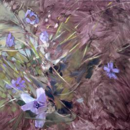 #312, 2019, oil on canvas, 175x200cm