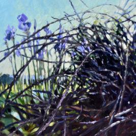 #149, 2012, oil on canvas, 110x130cm