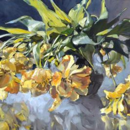 #294, 2017, oil on canvas, 130x175cm